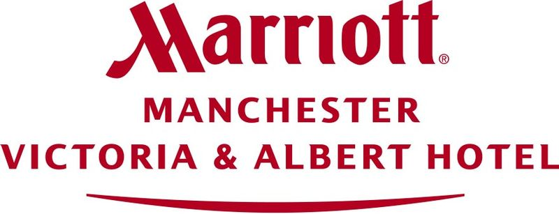 Red marriott logo