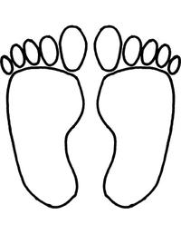 Footprintcutout